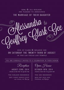 alessandra_front Wedding Invitations