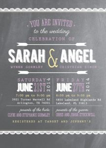 sarahg_front Wedding Invitations