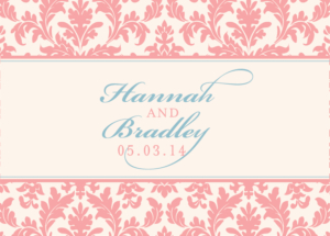 hannahp_back Wedding Invitation