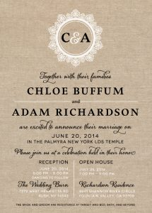 chloeb_front Wedding Invitations