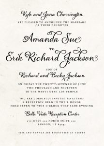 amanda_announce Wedding