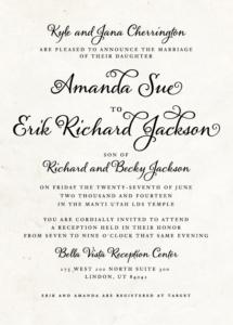 amanda_announce Wedding