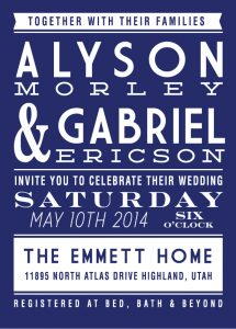 alysonm_front Wedding Invitations
