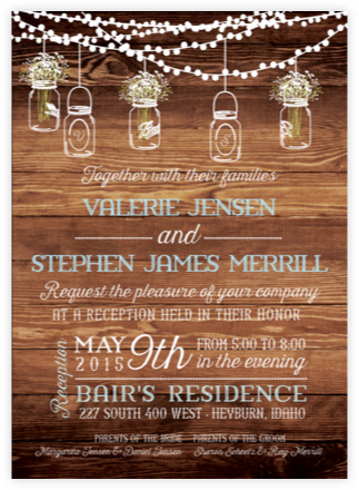 Exceptional Utah Wedding Invitations