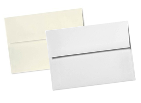 wedding invitation envelopes a7 envelope 5x7 envelopes for