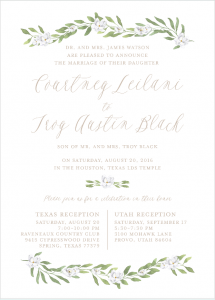 courtney-watson-invite-front Wedding Invitations