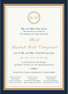 heidi-lewis-front Wedding Invitations