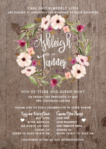 ashleigh-and-tanner-5x7-front Wedding Invitations