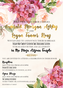 emerald-and-logan-front Wedding Invitations