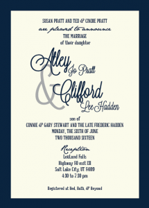 atley-and-clifford-5x7-front Wedding Invitations
