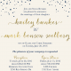 hailey-bunker-front Wedding Invitations