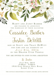 cassidee-barber-front Wedding Invitations