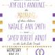 NatalieInviteFront Wedding Invites