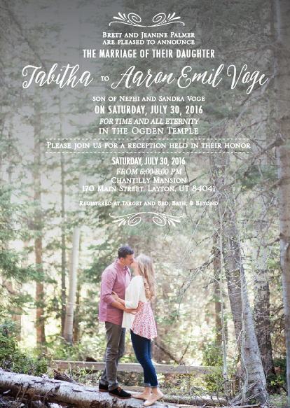 Tabith-and-Aaron Wedding Invitations