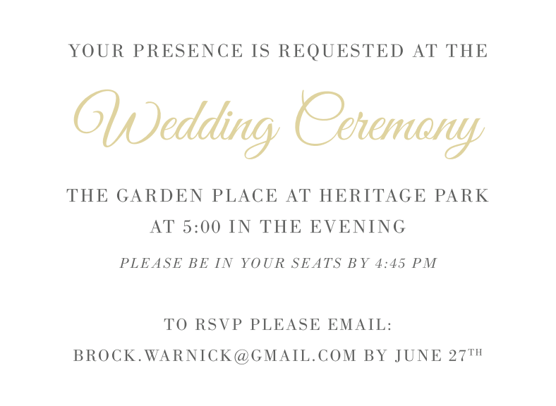 Astrid-insert-front Wedding Invitations