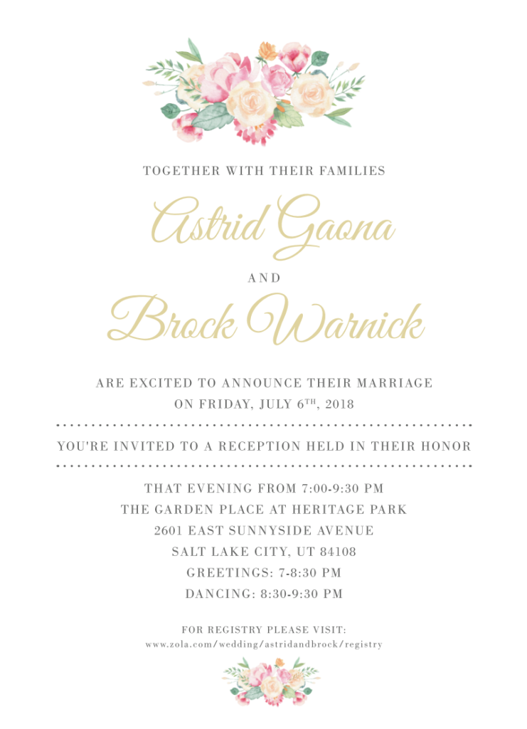 Astrid-invite-front Wedding Invitations