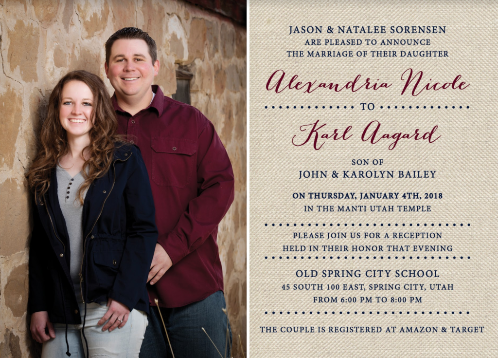 Alex-Sorensen-front Wedding Invitations