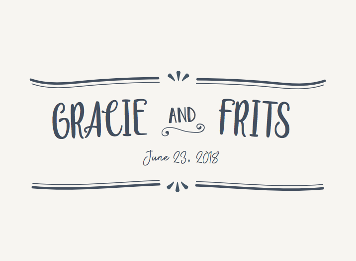 Gracie-Simmons-Insert-back Wedding Invitations