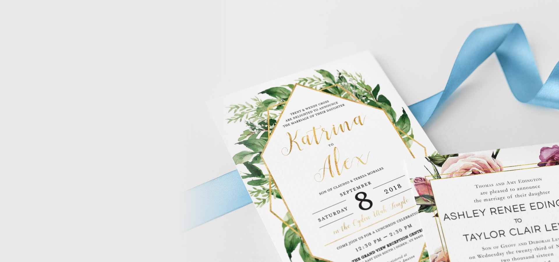 Dittobug Wedding Invitations - Affordable Wedding Invitations & Announcements