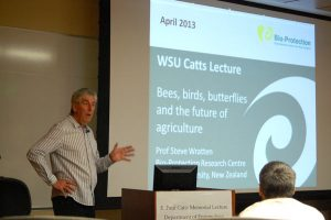 E.Paul Catts Memorial Lecture 2013