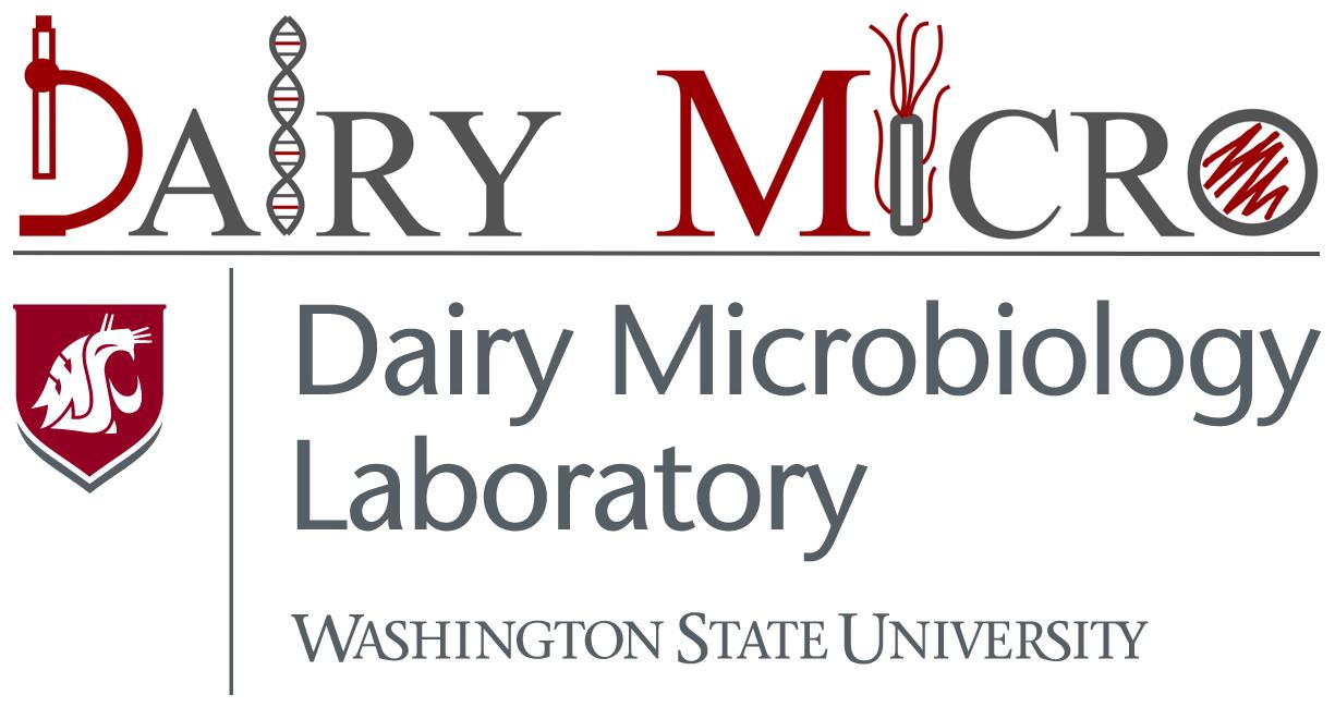 Dairy microbiology logo