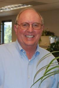 Headshot of Dick Dougherty