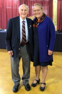 Melvin Eklund and Barbara Rasco