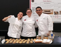 Students who created the Tahili Baklava.
