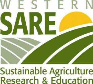 Western SARE Sustainable Agriculture Research & Education logo