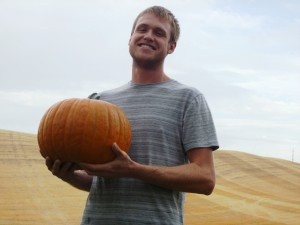 Kyle Brown - student guest blogger