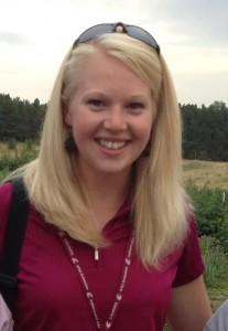 Rachel Wieme,  student guest-blogger.