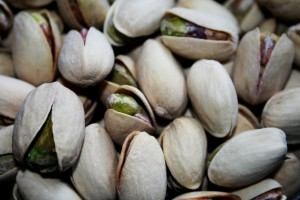 Pistachios are a water-intensive crop. Photo L. Turner, via Flickr CC.