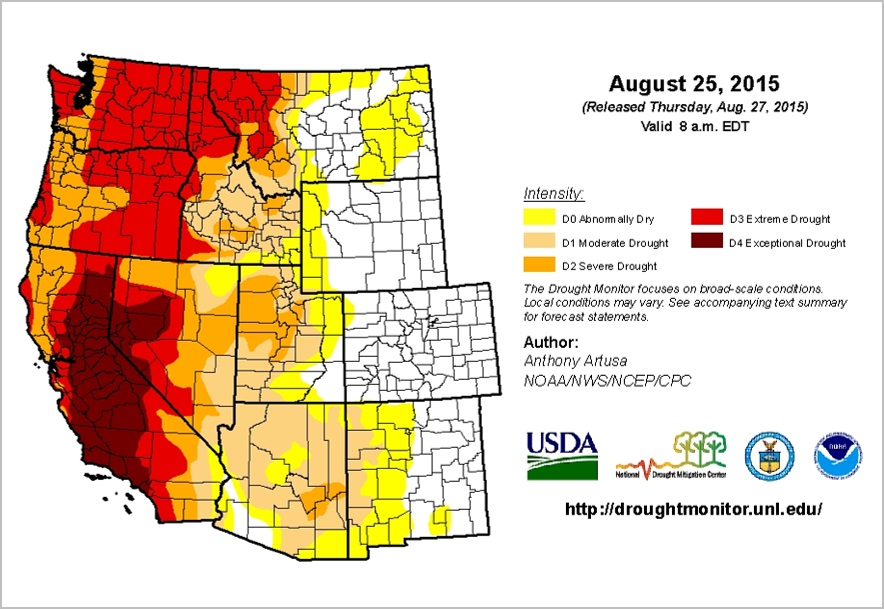 Early 2015 drought loss numbers are coming in – Where is my