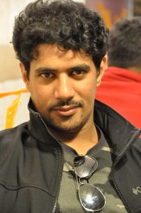 Khalid Almesfer head shot