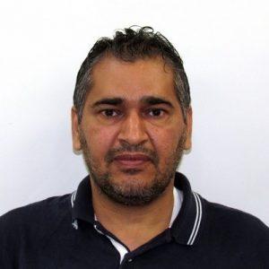 Hatem's headshot