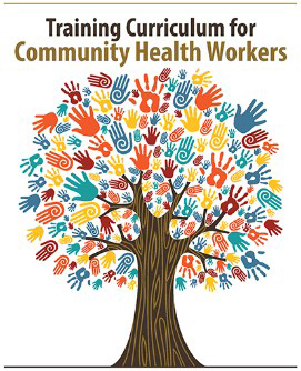 Training Curriculum for Community Health Workers logo