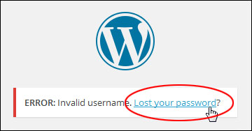 Retrieving WordPress Passwords