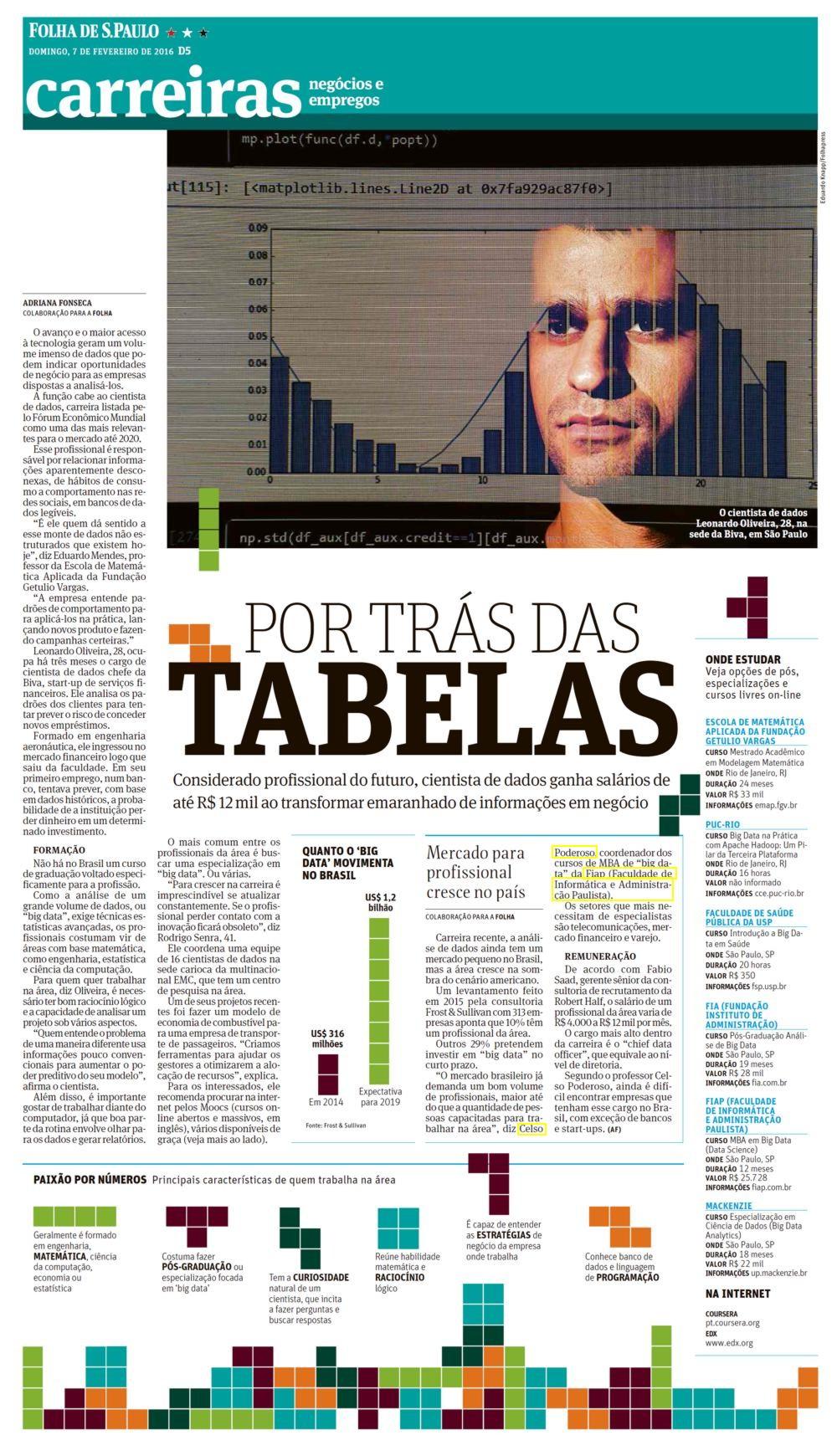 70ff5e907a Jornal Folha de São Paulo – Notícias (POR TRÁS DAS TABELAS – Celso Poderoso)