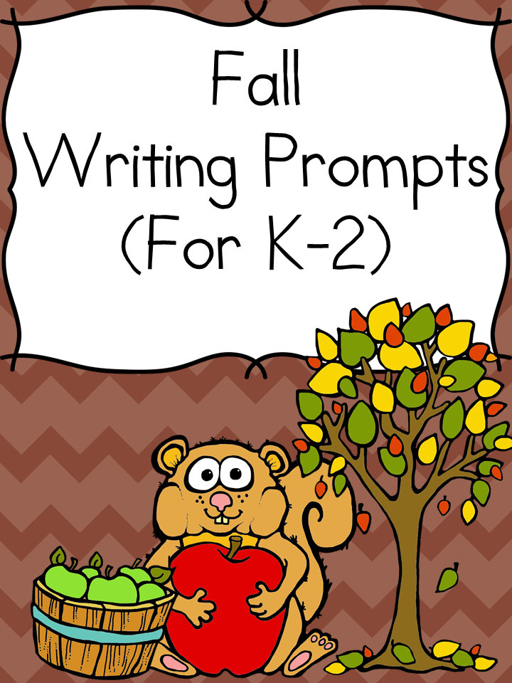 Fall Writing Prompts Homeschool Giveaways