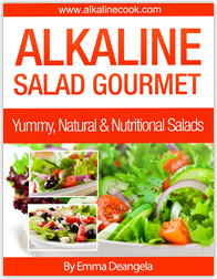 Alkaline Foods Gourmet Salads Recipes