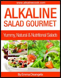 Alkaline Foods Gourmet Salads Recipes