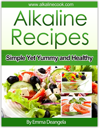 Alkaline Foods and 50 Alkaline Recipes Book