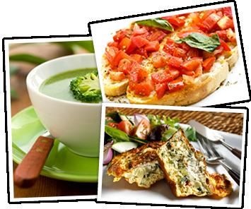 Alkaline Foods & Alk