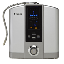 The Athena H2 Water Ionizer