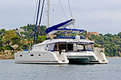 catamaran yachts for charter