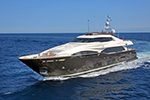 Motor Yacht Charter Lady Dia