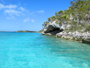 Norman's Cay: Perfect for Scuba and Snorkeling
