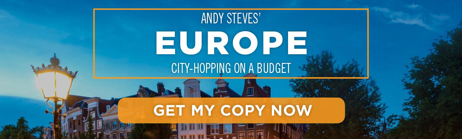 Andy steves book