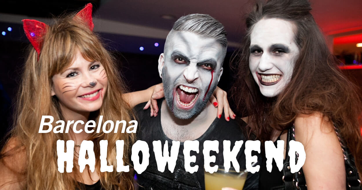 why you need to spend halloween in barcelona weekend student adventures europe