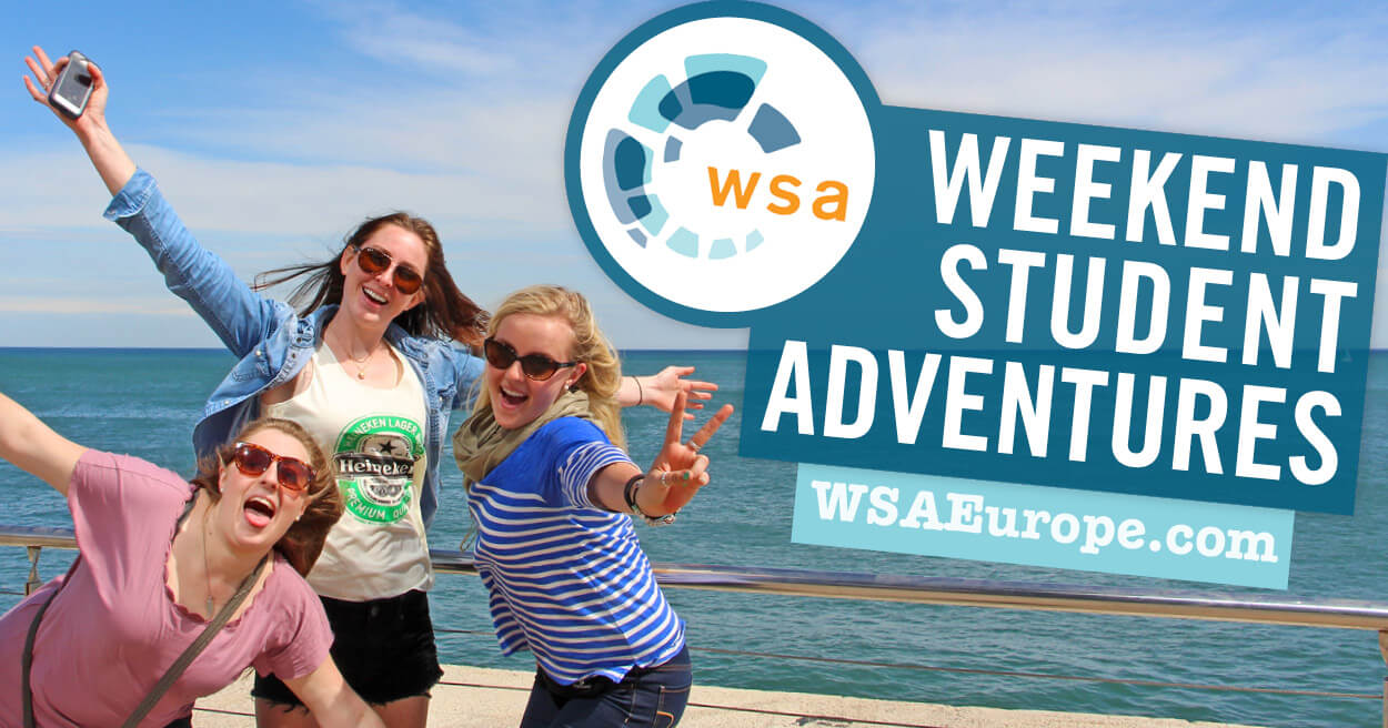 Wsa Abroad Blog Weekend Student Adventures Europe